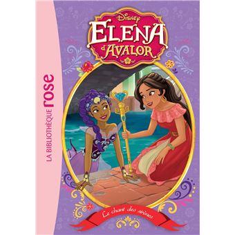 Elena d'AvalorLe chant des sirènes