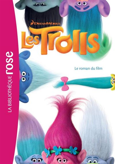 Trolls - Le roman du film - 9782017049500 - 3,99 €