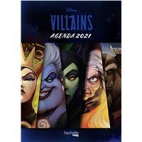 Disney Villains : agenda 2021