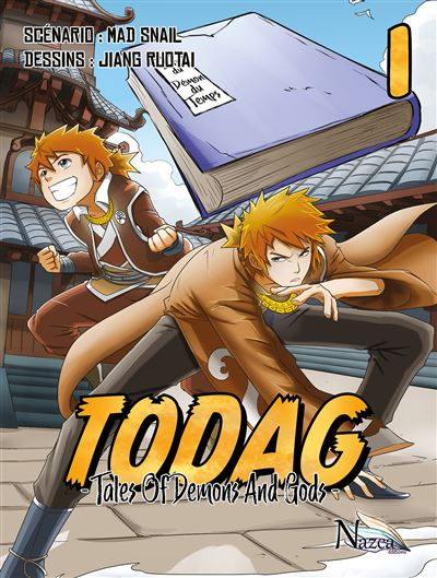 TODAG Tales Of Demons And Gods - tome 1