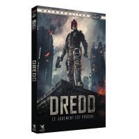 Dredd DVD