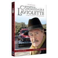 Les enquêtes du commissaire Laviolette DVD