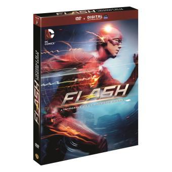 FlashThe Flash Saison 1 DVD