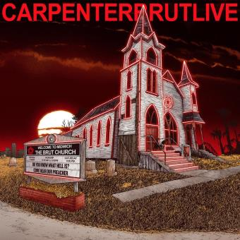 CARPENTERBRUTLIVE/2LP