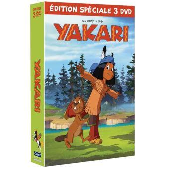YakariCoffret Yakari Saison 4 Volumes 1 à 3 DVD