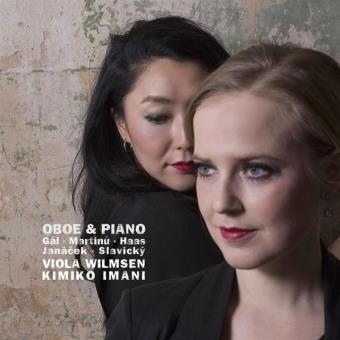 Œuvres pour hautbois d'amour et piano