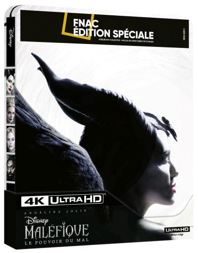Maléfique : Le Pouvoir du Mal [Disney - 2019] - Page 13 Malefique-Le-Pouvoir-du-Mal-Steelbook-Edition-Speciale-Fnac-Blu-ray-4K-Ultra-HD