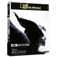 Maléfique : Le Pouvoir du Mal Steelbook Edition Spéciale Fnac Blu-ray 4K Ultra HD