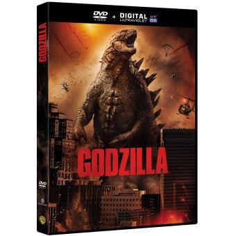 Godzilla, la trilogieGodzilla (2014) DVD