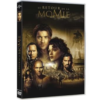 MummyLe retour de la momie DVD