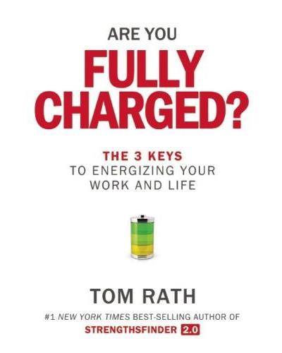 Are you fully charged ?