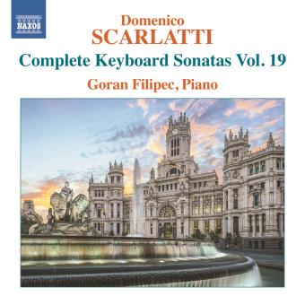 COMPLETE KEYBOARD SONATAS, VOL. 19