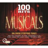 100 Hits: Musicals (5CD)