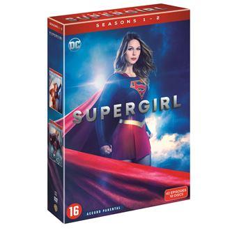 SupergirlSupergirl Saisons 1 et 2 Coffret DVD
