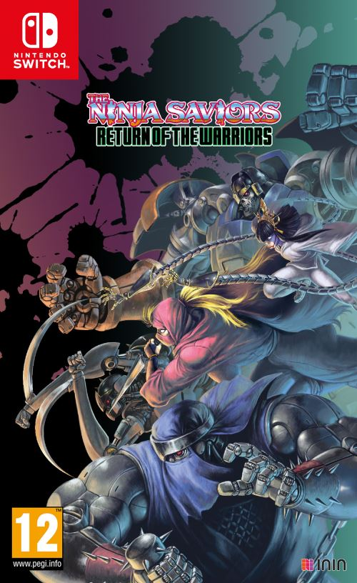 The Ninja Saviors Return of The Warriors Nintendo Switch