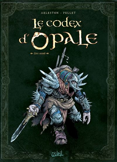 Le Codex d'Opale T2 (NED)