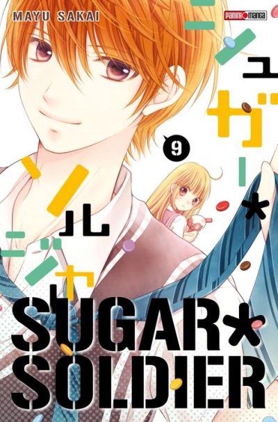 Sugar Soldier T09 - 9782809466287 - 4,49 €
