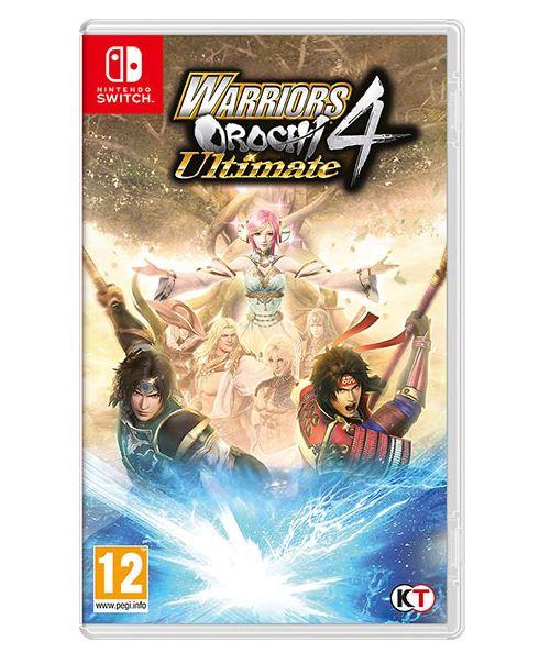 Warriors Orochi 4  Ultimate Nintendo Switch