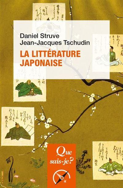 La littérature japonaise - « Que sais-je ? » n° 710 - 9782130812234 - 6,99 €