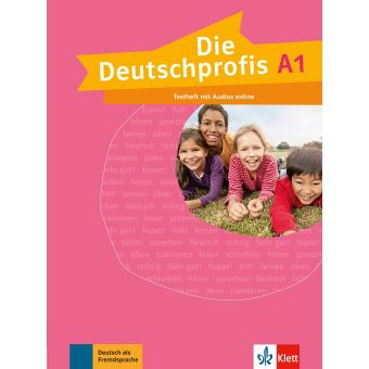 Die deutschprofis a1 cahier d'evaluation + audio en ligne