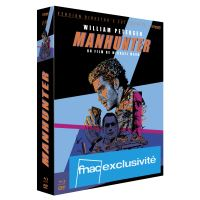 Manhunter : Le Sixième sens Exclusivité Fnac Combo Blu-ray + DVD