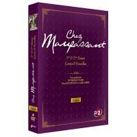 Chez Maupassant - Contes et Nouvelles - Coffret des Saisons 1 & 2