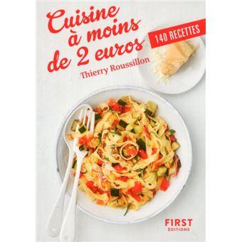 Petit Livre De Cuisine A Moins De 2 Euros 140 Recettes