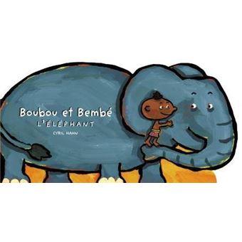 BoubouBoubou et Bembé l'éléphant