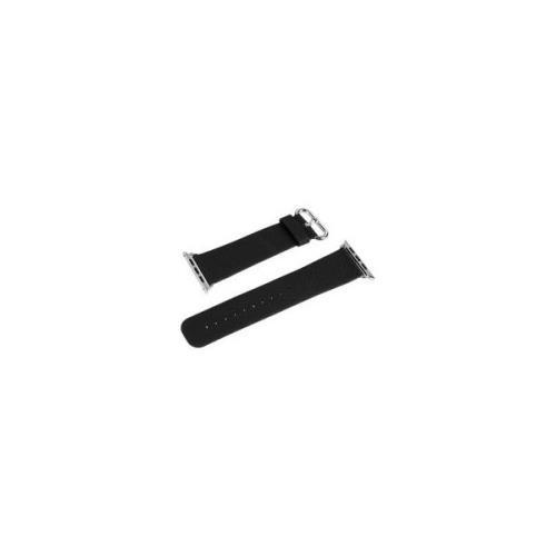 Fnac.com : Bracelet Hadoro Calf Grained pour Apple Watch 38 mm Noir - (donnée non spécifiée).