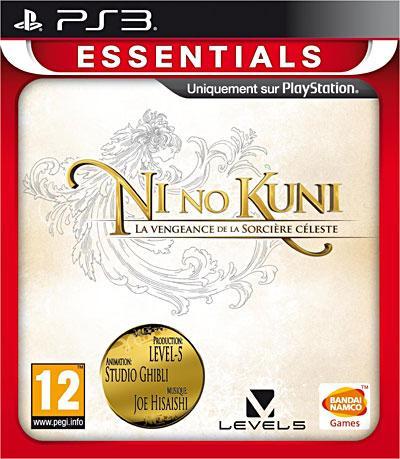 Ni No Kuni Gamme Essentiel PS3 - PlayStation 3
