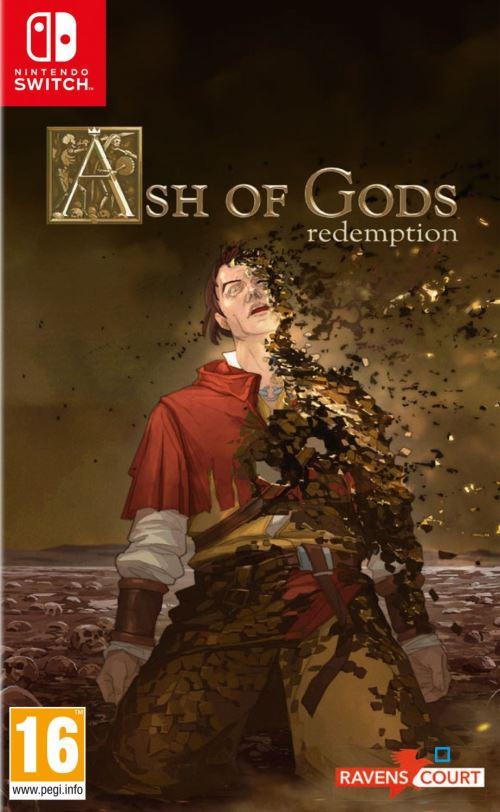 Ash of Gods Redemption Nintendo Switch