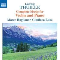 Complete Music for Violin and Piano