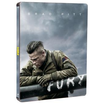 Fury Blu-Ray Steelbook