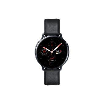 Samsung Galaxy Watch Active 2 (44mm) Stainless Steel Black