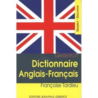 Dictionnaire français-anglais / anglais-français Edition ...