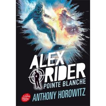 Les aventures d'Alex RiderAlex Rider - Pointe Blanche