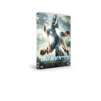 DivergentDivergente 2  : L'insurrection DVD