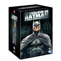 DC COMICS-COFFRET-8 DVD-VF
