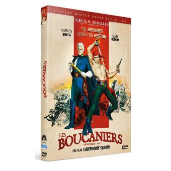 Les Boucaniers DVD
