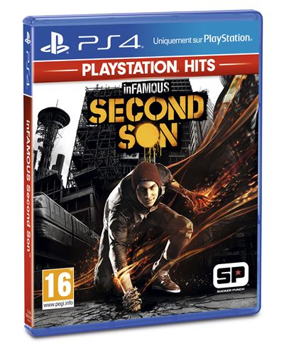 inFamous : Second Son PlayStation Hits PS4
