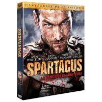 Spartacus Le sang des gladiateurs Saison 1 Coffret DVD