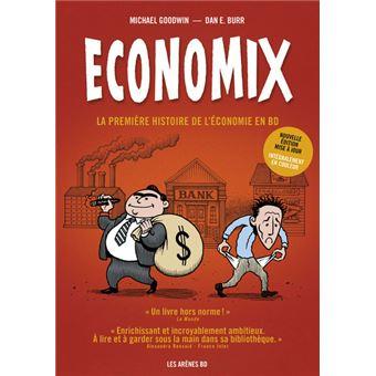 Economix : la première histoire de l'économie en BD (4e édition)