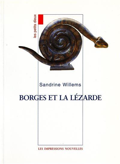 Borges et la lezarde