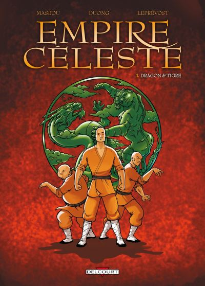 Empire celeste t01 dragon et tigre