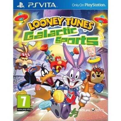 Looney Tunes Galactic Sports PS Vita - PS Vita