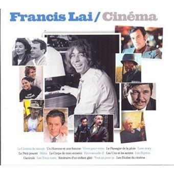 LE CINEMA DE/3CD DIGIPACK