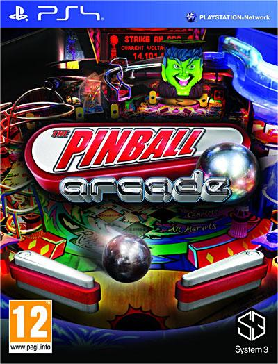 Pinball Arcade PS4 - PlayStation 4