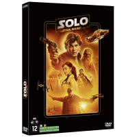 Solo : A Star Wars Story DVD