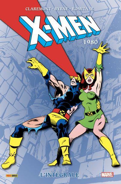 X-Men: L'intégrale T04 (1980) NED