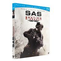 Section d'assaut Blu-ray